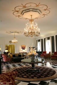 Lobby of the Dearborn Inn