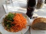 Piyaz--white bean salad