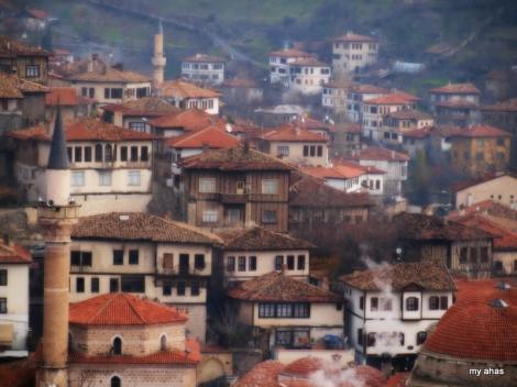 "View from ""Castle Hill,"" Safranbolu."