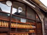 A bakery in Safranbolu.
