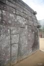 Amazingly precise stonework at Machu Picchu.