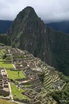 Huaya Picchu.