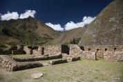 Llaqtapata ruins