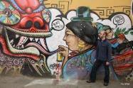 Colorful Mural.