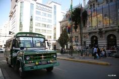 A minibus!