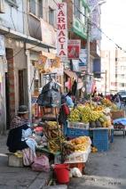 Ladies selling fruit