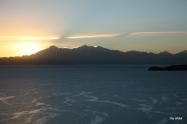 Sunrise at Isla del Sol