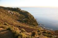 A beautiful morning at Isla del Sol