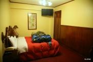 Simple Room at the Hotel Colon Inn