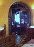 Dining room, Hotel Colon Inn.