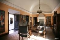 Dining room of La Casa del Moral, 1730.
