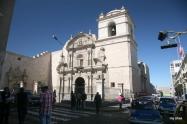 Iglesia de la Compania, constructed 1590-1698