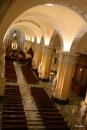 La Catedral, Interior