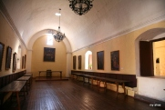 Art gallery, that once served as a dormitory.