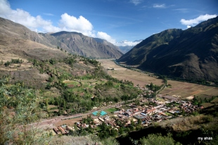 Viewpoint overlooking Pisac
