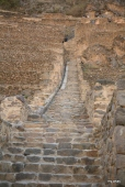 More stairs in Ollantaytambo