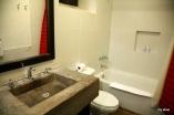 Bathroom at El Albergue