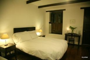 Room at El Albergue