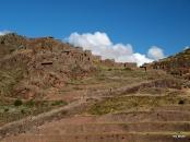 Ruins at Pisac